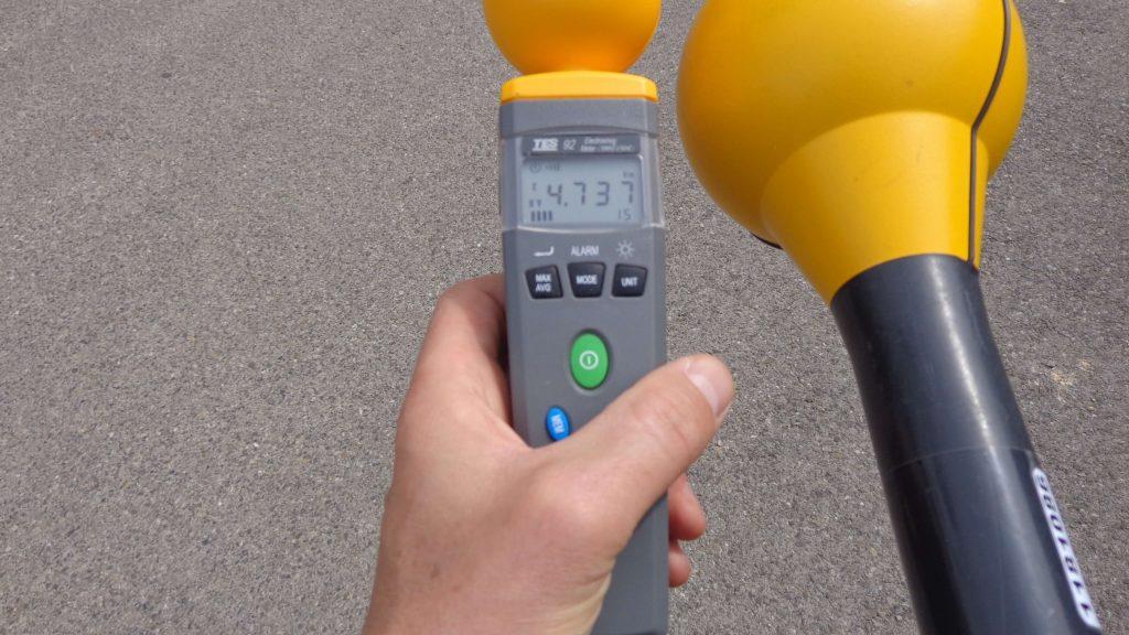 précision des appareils de mesure des ondes