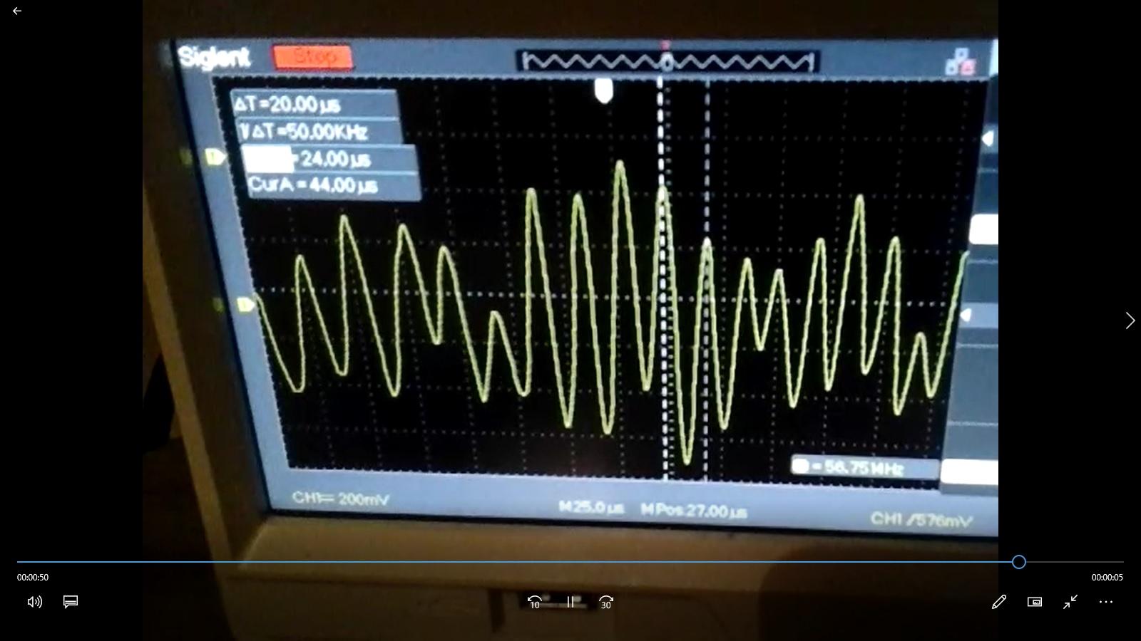 rayonnement électromagnétique du linky
