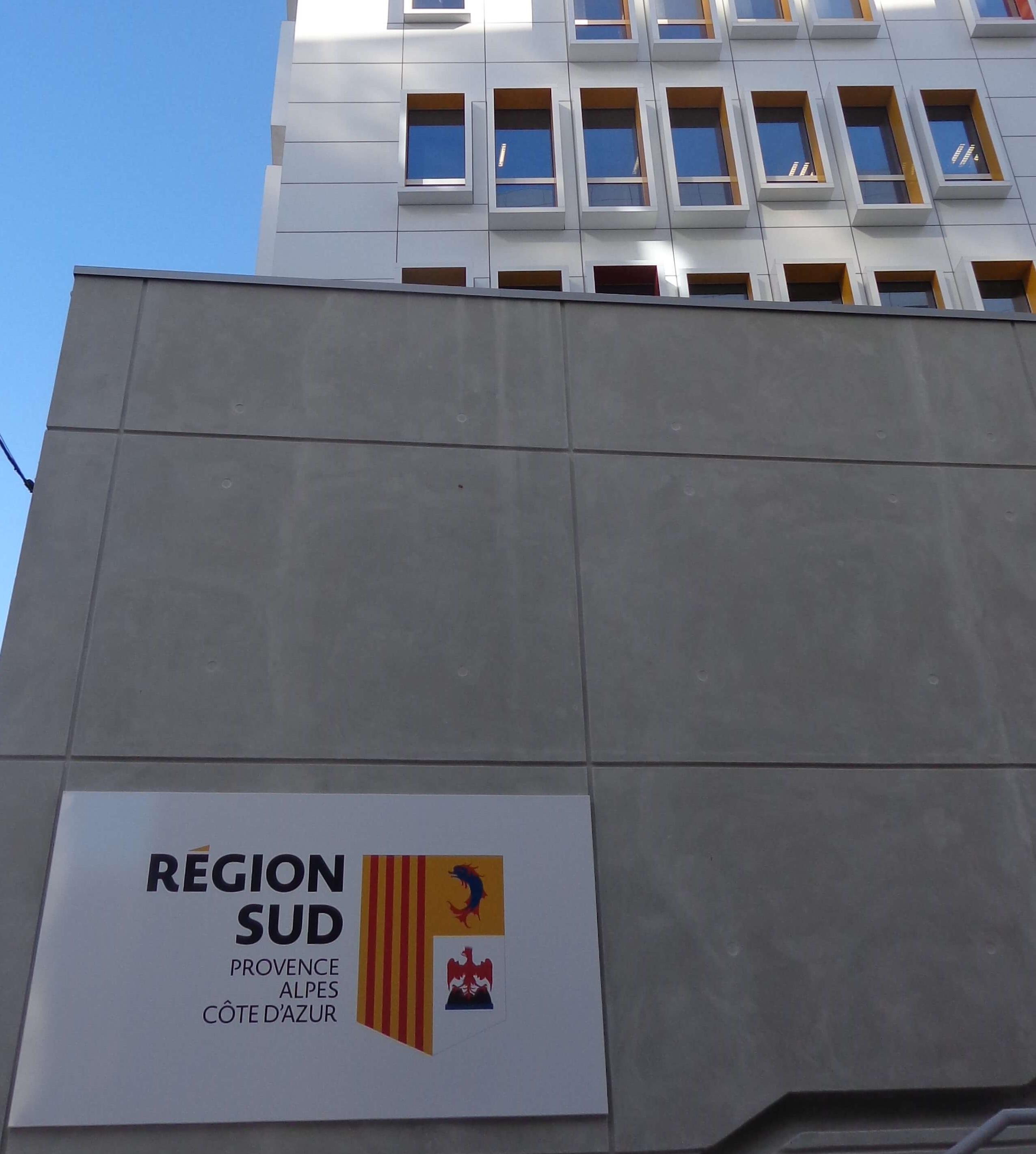 diagnostic crèche du conseil régional région PACA à Marseille